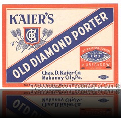 LocalBrewingKaier's_Old_Diamond_Porter