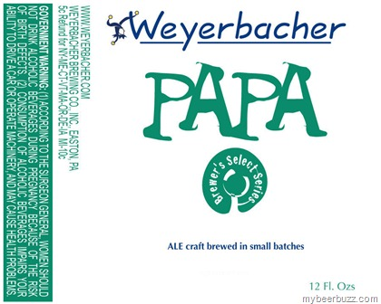 Weyerbacher Papa