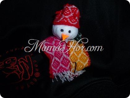 Muñeco de Nieve Peruano