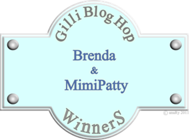 Gilli Blog Hop Winners