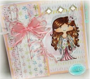 Gilli Romantic Spring Fairy Paper CU