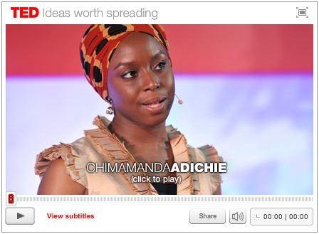 TED: Chimamanda Adichie