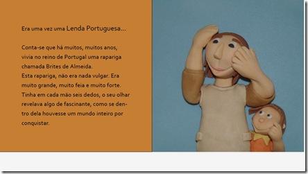 Era uma vez uma Lenda Portuguesa...
