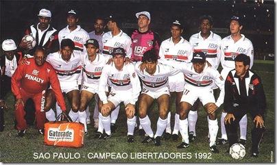 SÃO PAULO 1992