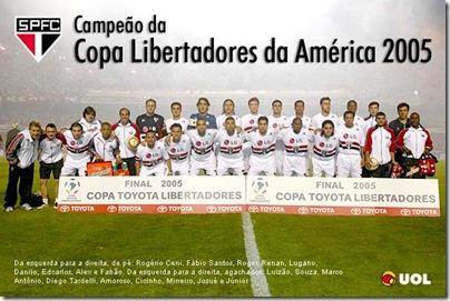 SÃO PAULO2005