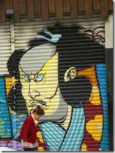 Grafite na Liberdade. Clique para ampliar