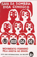 Cartaz do movimento pela anistia. Clique para ampliar