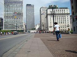 Viaduto do Chá. Clique para ampliar