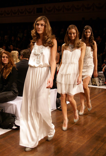 HOT: Melbourne Spring Fashion Week, Designer Series Show 2, Melbourne Town Hall, Swanston St, Melbourne