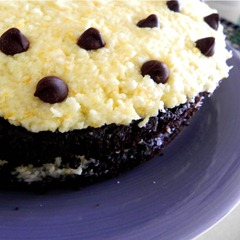 chocolate-orange guinness cake