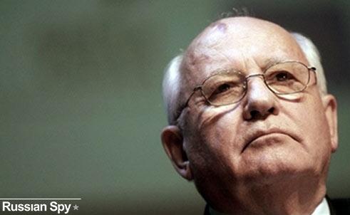 老布什向戈尔巴乔夫祝贺80岁生日