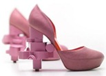 Liza F Azlund Recycle Shoes ShoesNBooze