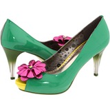 Poetic License Summer Bloom pump ShoesNBooze