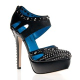 JennyMcCarthy Fearless for ShoeDazzle ShoesNBooze
