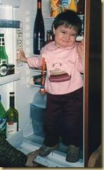 Elena nel frigo 20 mesi
