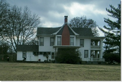 big house, carriage house, and servants quarters on this estate