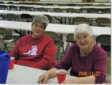 Kathleen & Mary