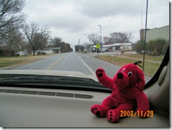 Clifford looking at Altamont, KS