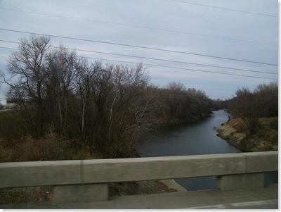 Virdigris River, Coffeyville, KS