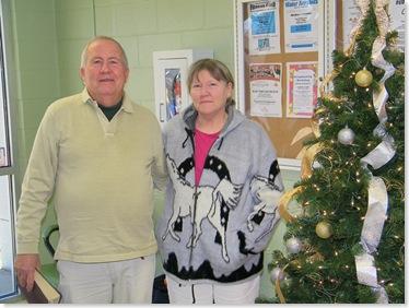 Tom & Kathy Burge