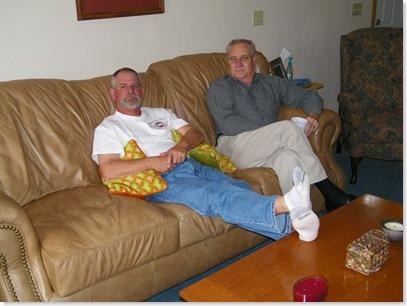 Debbie's Steve & Don