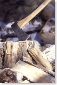 wood n ax