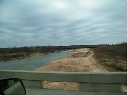 I-35 the Red River