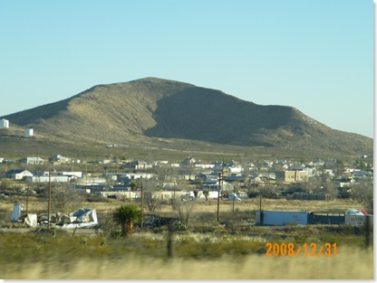 Texas - Van Horn, Tx to Willcox, AZ
