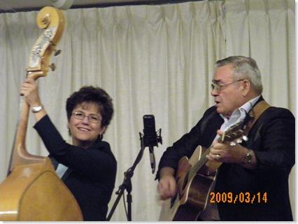 Mary and Tex