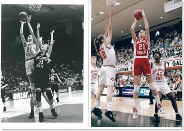 LaNae OU Basketball 1992-1996