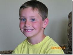 Logan Vaughan, 6