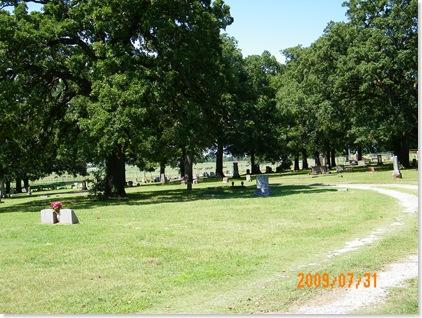 White Bead Cemetery