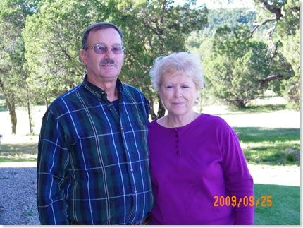 Ken and Carolyn Oliver