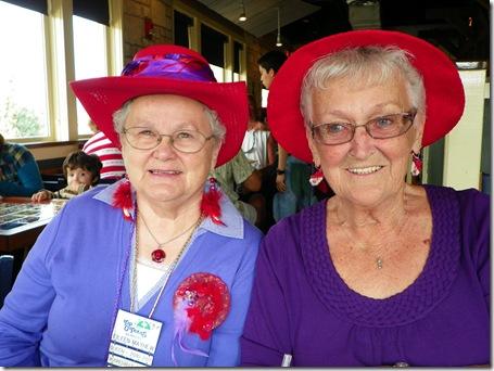 Eileen and Midge