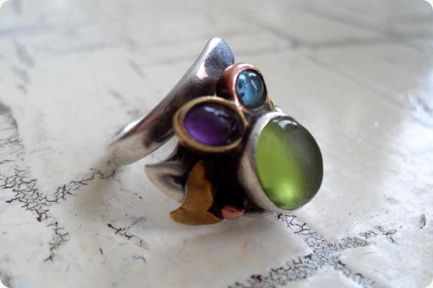 min smukke betydningsfulde ring