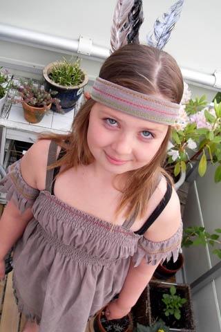 Indianer Emilie