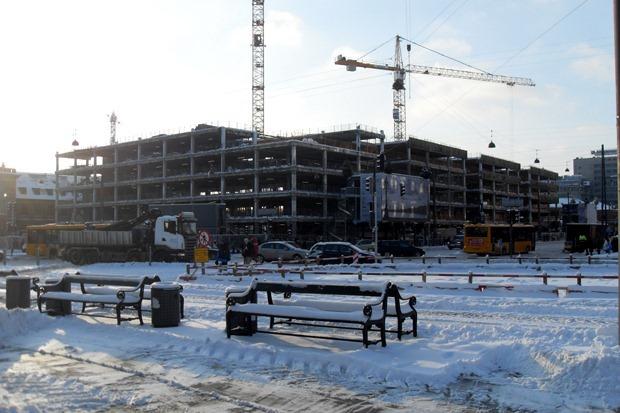 Industriens hus, december 2010