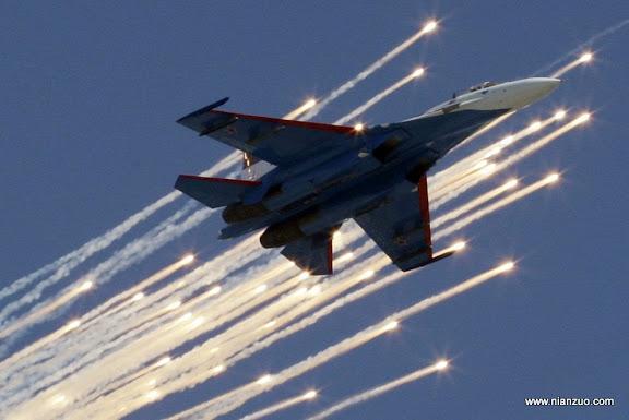 俄罗斯5月9日大阅兵 ,战斗机