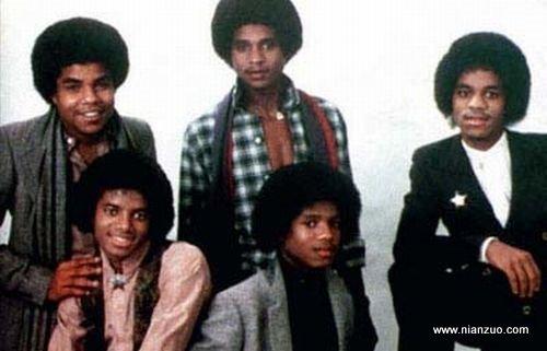 关于杰克逊 五兄弟时代