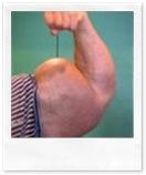 lengan kekar