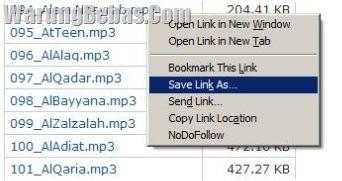 MP3 Alquran 30 Juz