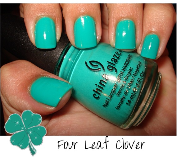 Four Leaf Clover - China Glaze