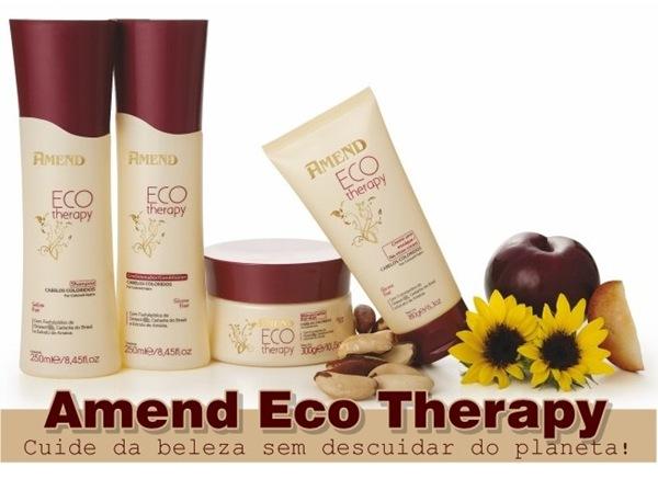 Amend Eco Therapy - Cabelos Coloridos