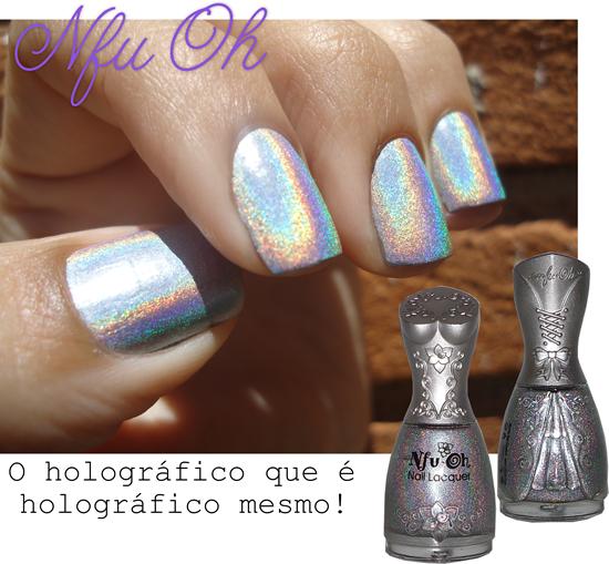 Nfu Oh 61 - O Holográfico