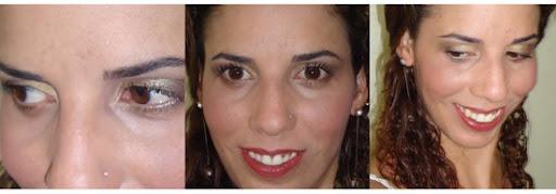 Réveillon 2011 - Maquiagem