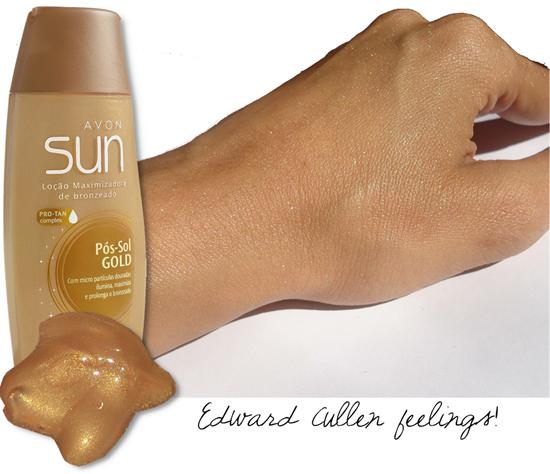 Avon Sun - Loção Maximizadora de Bronzeado
