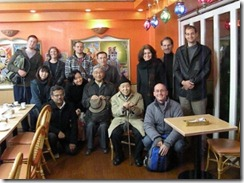 Nishijima Sensei Birthday party 2010