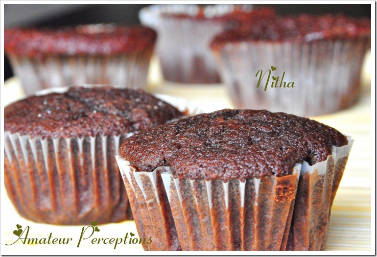 Choco Cup Cakes 2