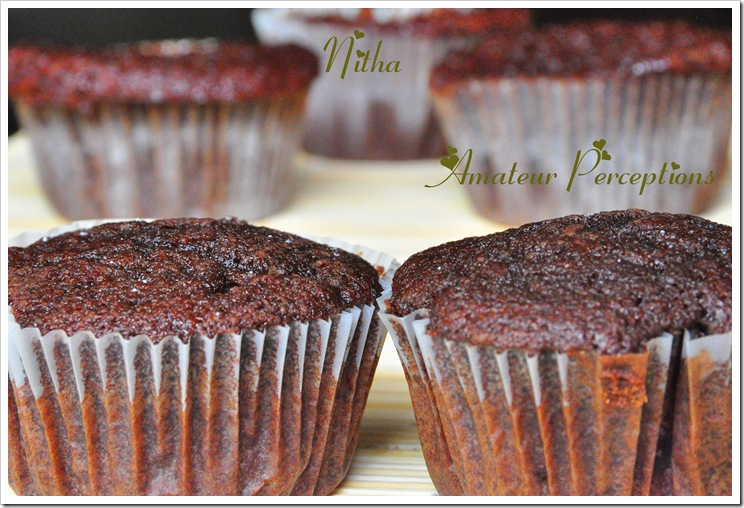 Choco Cup Cakes 3