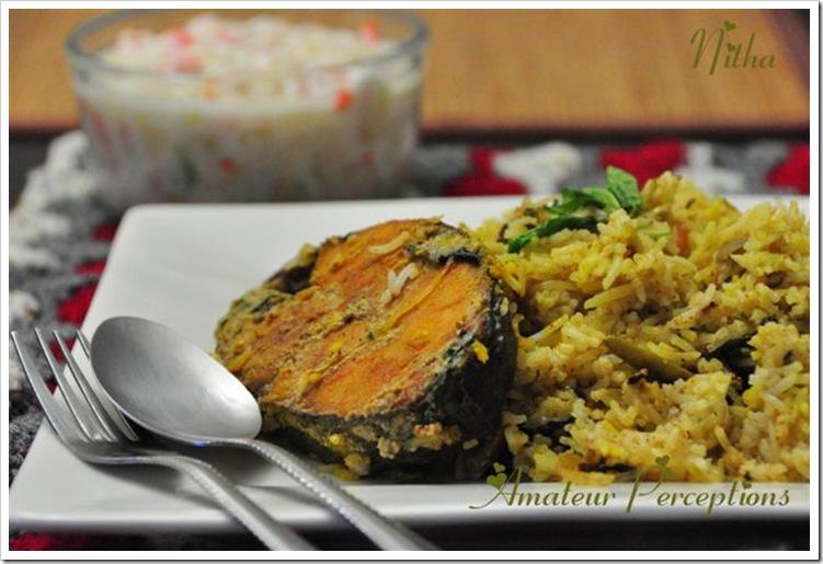 Fish Biriyani 11